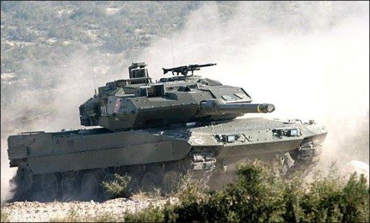 Leo2-Bundeswehr